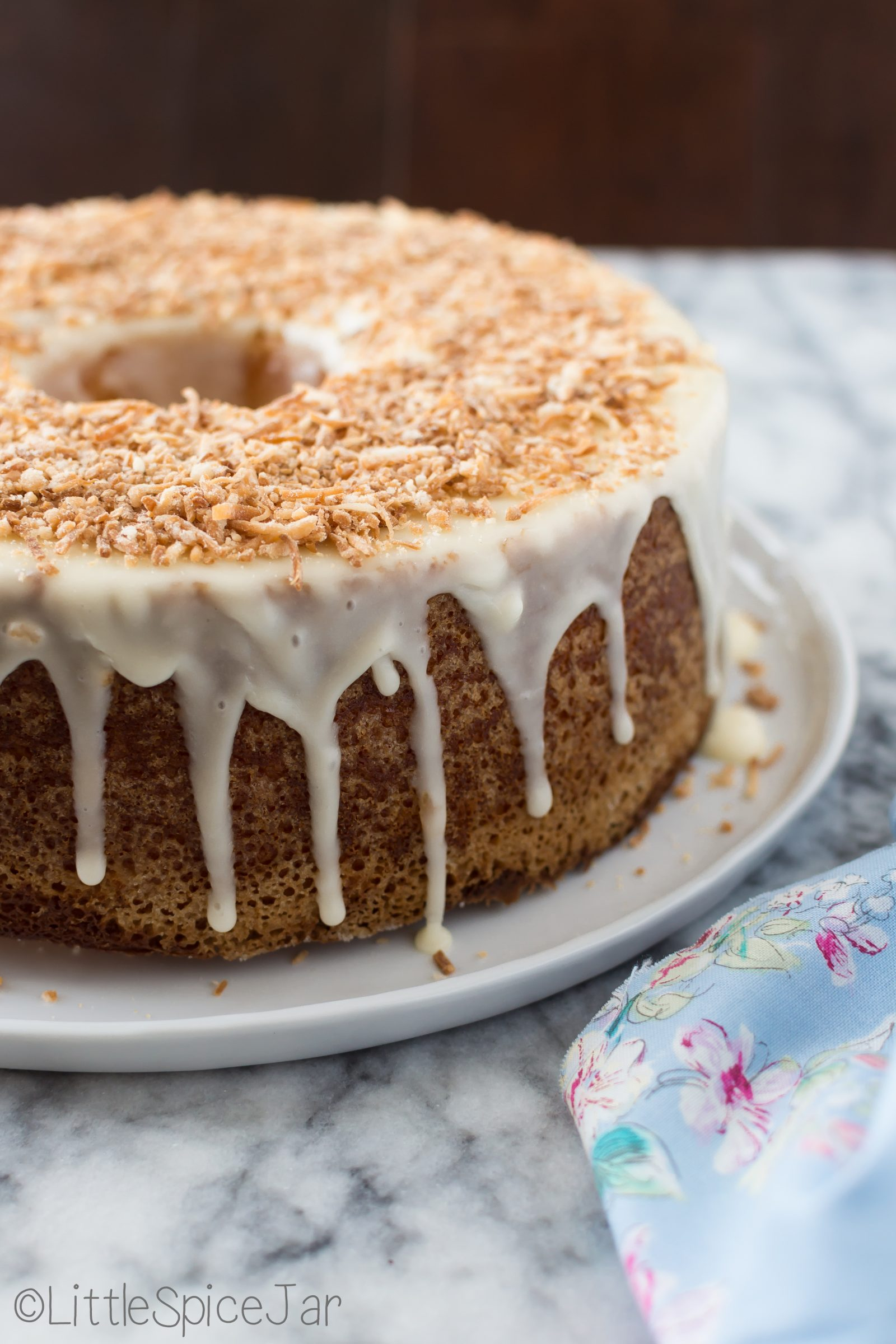 Louisiana Crunch Cake Recipe   Little Spice Jar