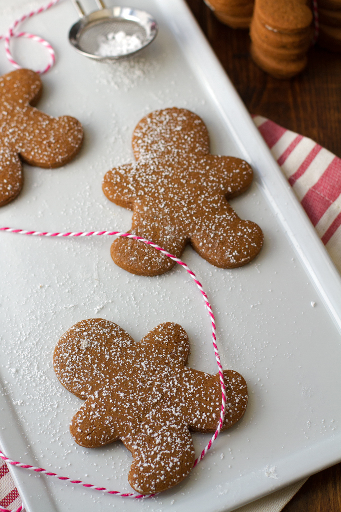Spiced Gingerbread Cookies Recipe | Little Spice Jar