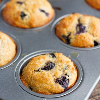 Bakery-Style-Blueberry-Muffins-4