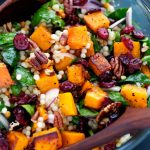 Permalink to: Autumn Pearl Couscous Salad with Roasted Butternut ...
