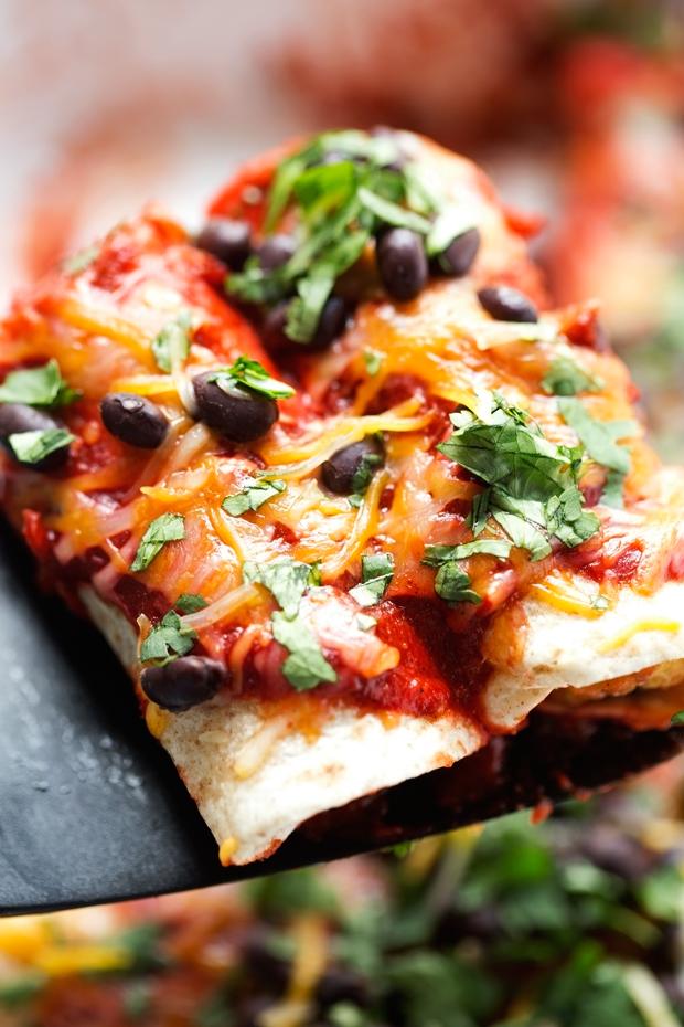 Breakfast Enchiladas Recipe | Little Spice Jar